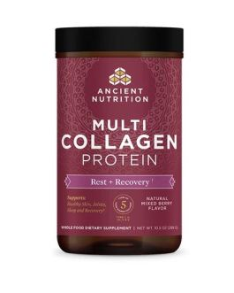 Ancient Nutrition Multi Collagen Protein Rest + Recovery