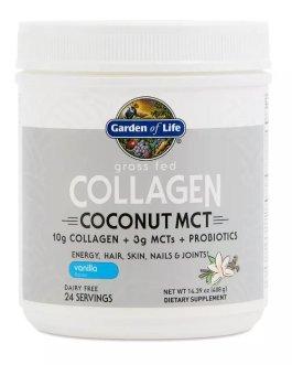 Garden of Life Collagen Coconut MCT (Vanilla)