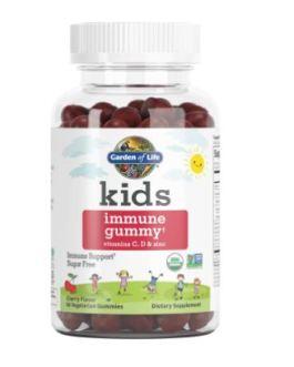 Garden of Life Kids Immune Gummies