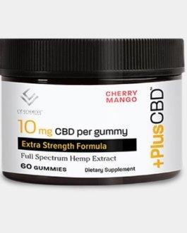 CV Sciences CBD Gummies – 10 mg