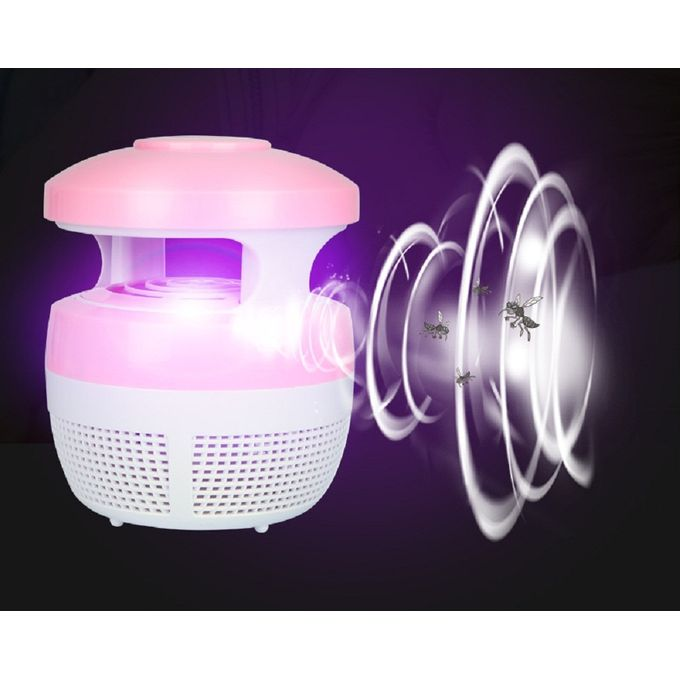 Generic Electronic Mosquito Trap Anti Mosquito Lamp LED Mosquito Killer Lamp Pest Control Bug Insect Fly Trap Night Lamp Killer With USB