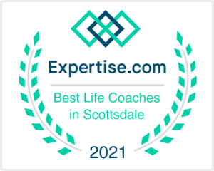 Expertise.com Award for Best Life Coaches in Scottsdale 2021