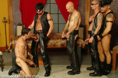 men in leather iii