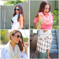 Fall Scarf Giveaway #Sponsored by STYLEGIRL
