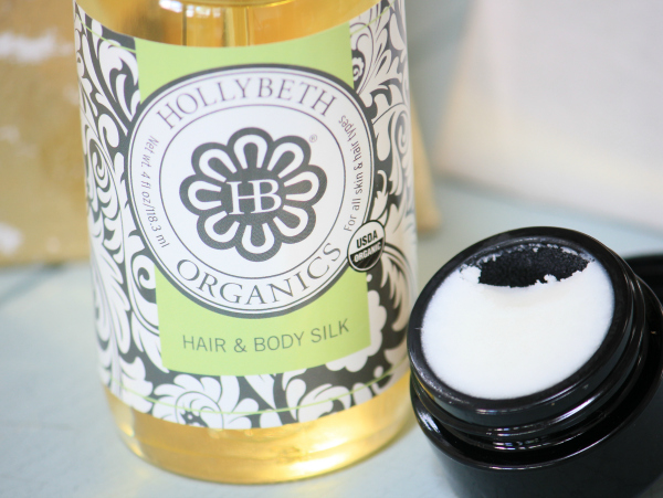 Natural, organic skincare products - HollyBeth Organics