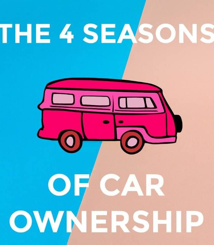 Four Seasons Of Car Ownership