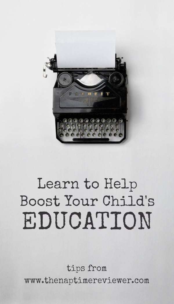 boost childs education