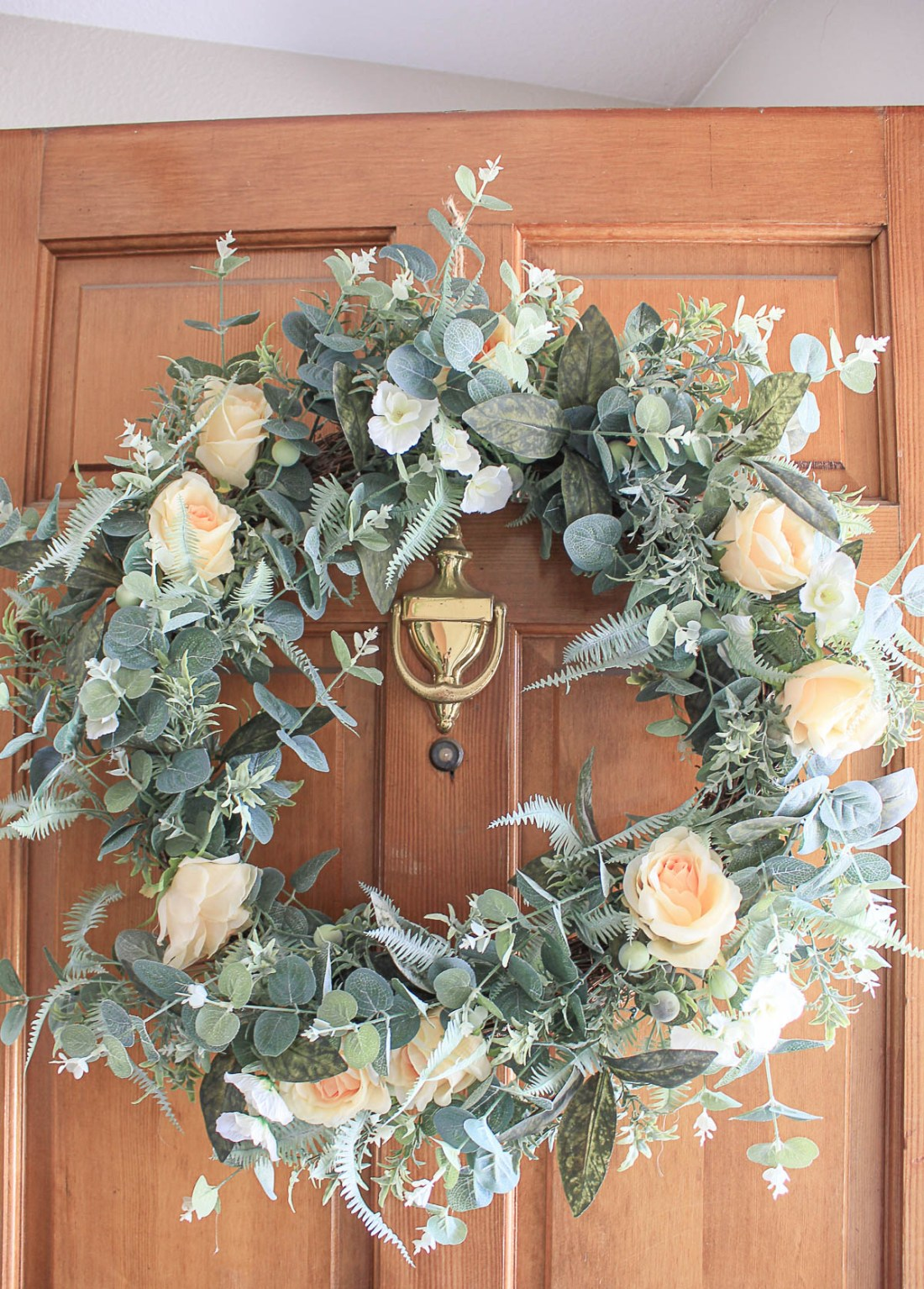 French Country Wreath