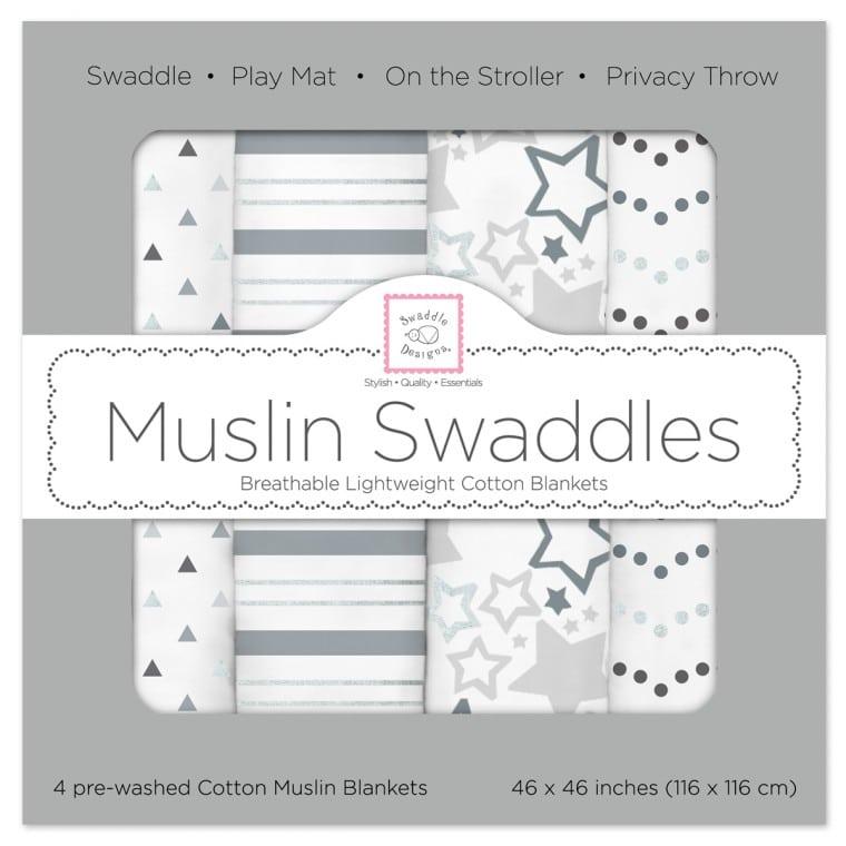 Muslin Swaddles