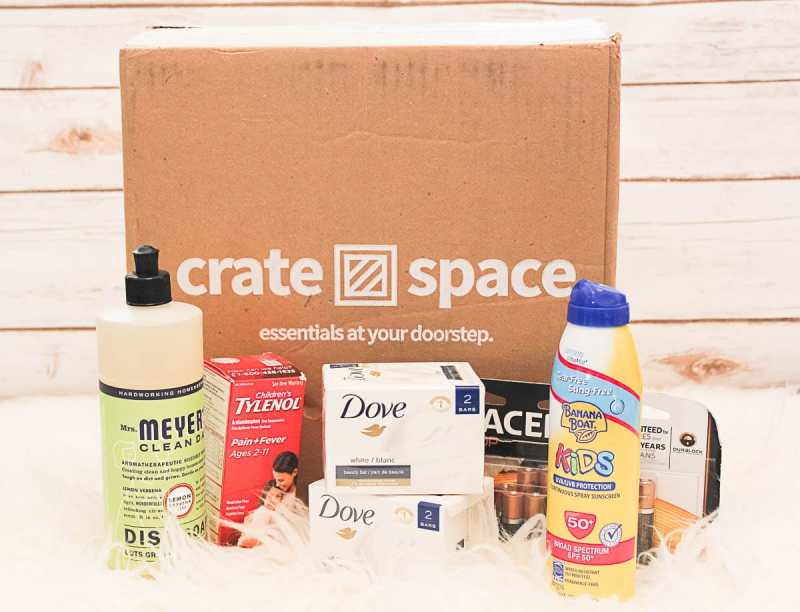 Crate Space - Home Essentials delivered straight to your doorstep