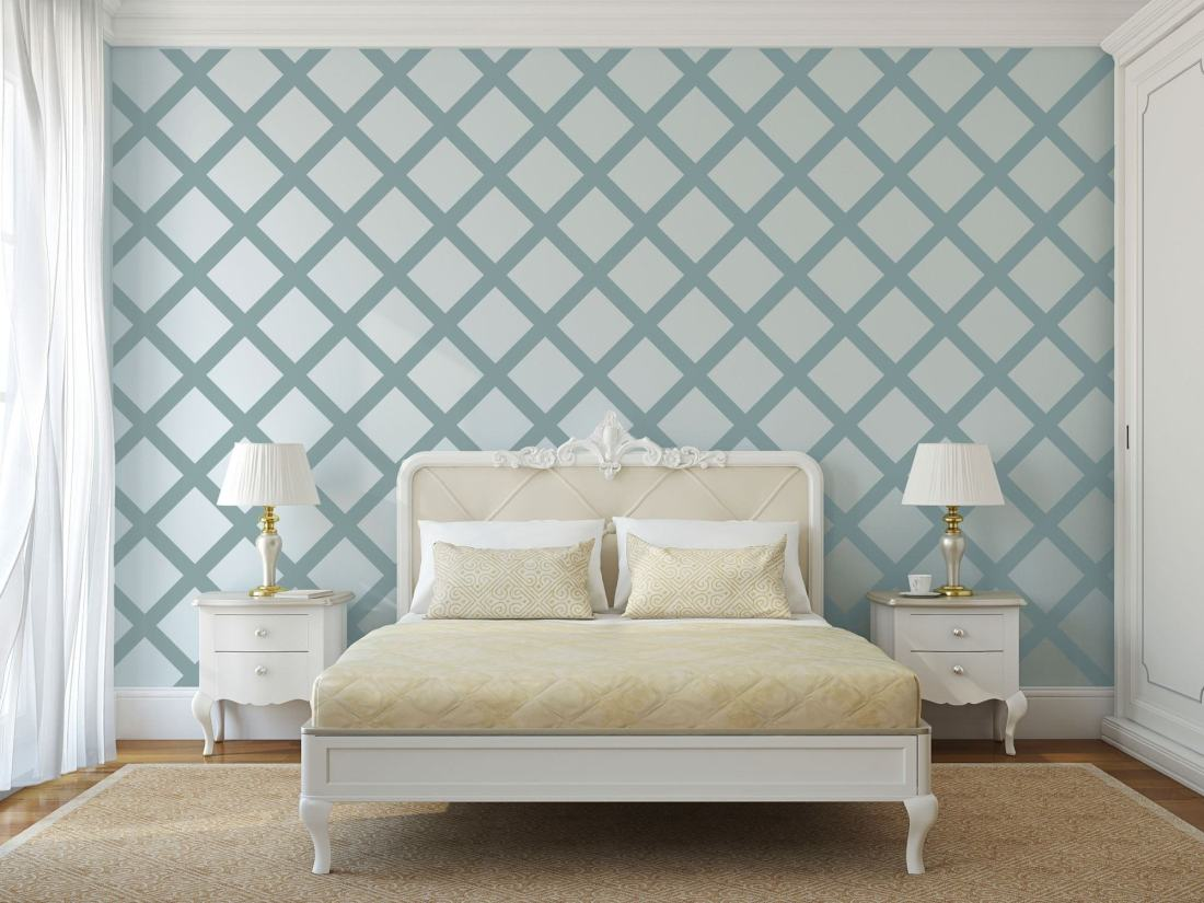 Wall Decals Master Bedroom