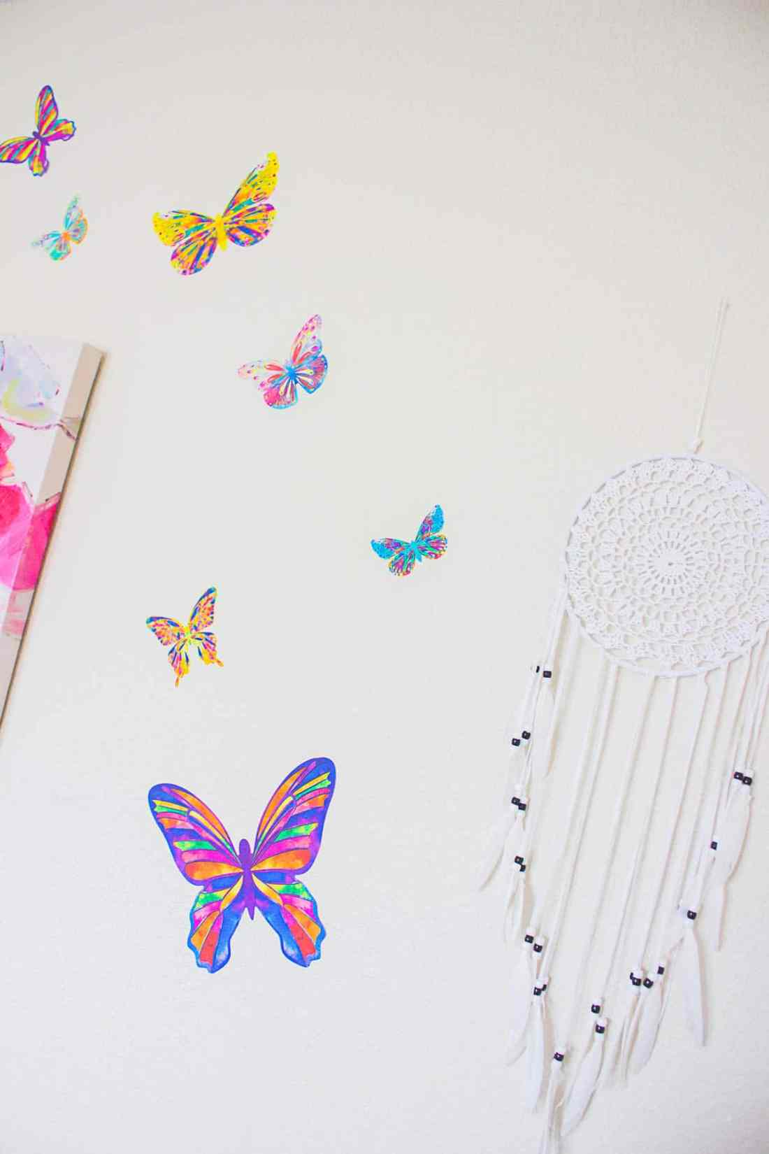 Butterfly Bedroom Ideas