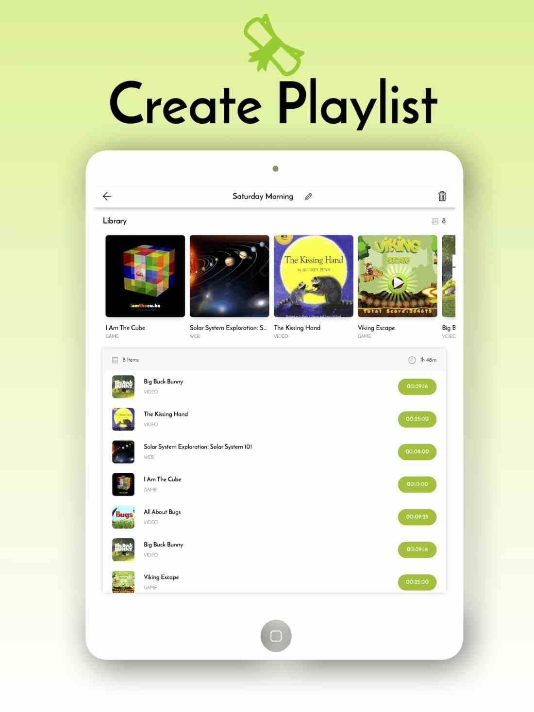 Jezter App:  Similar to YouTube Kids but safer