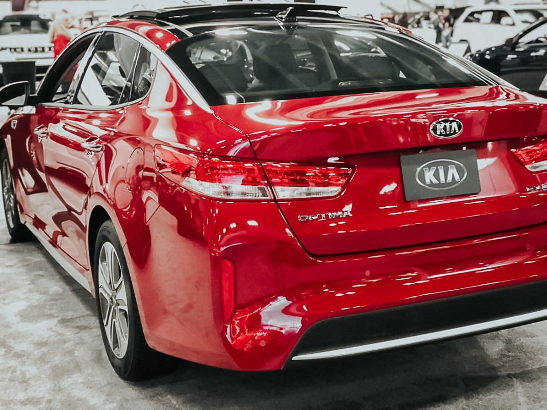 Kia Color Options