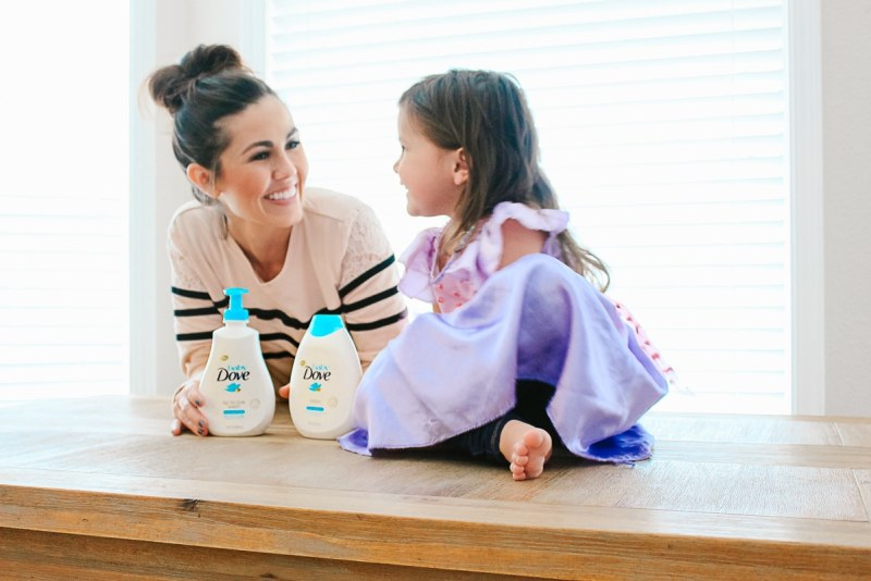 Baby Dove - Winter Skincare Essentials for Baby