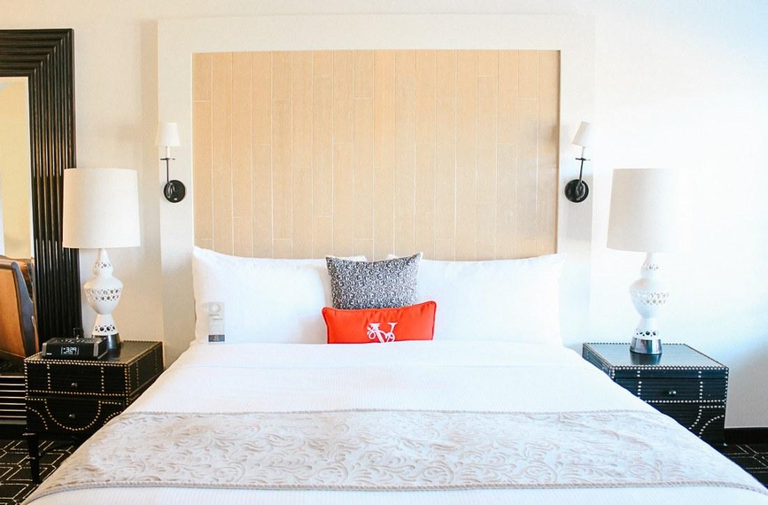 Hotel Valencia King Bedroom (Santana Row)
