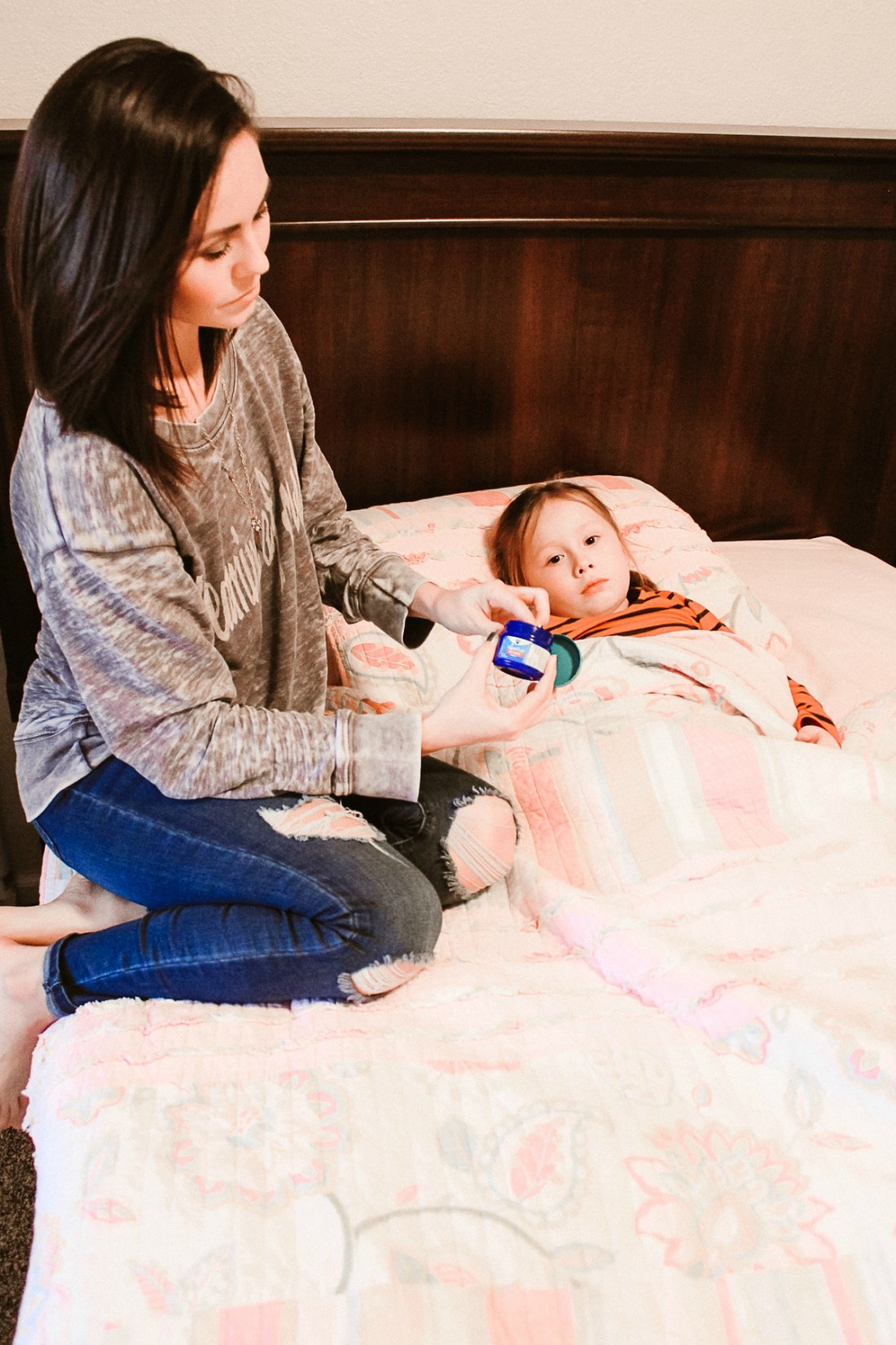 Vicks VapoRub for Nighttime Cough Relief for Kids