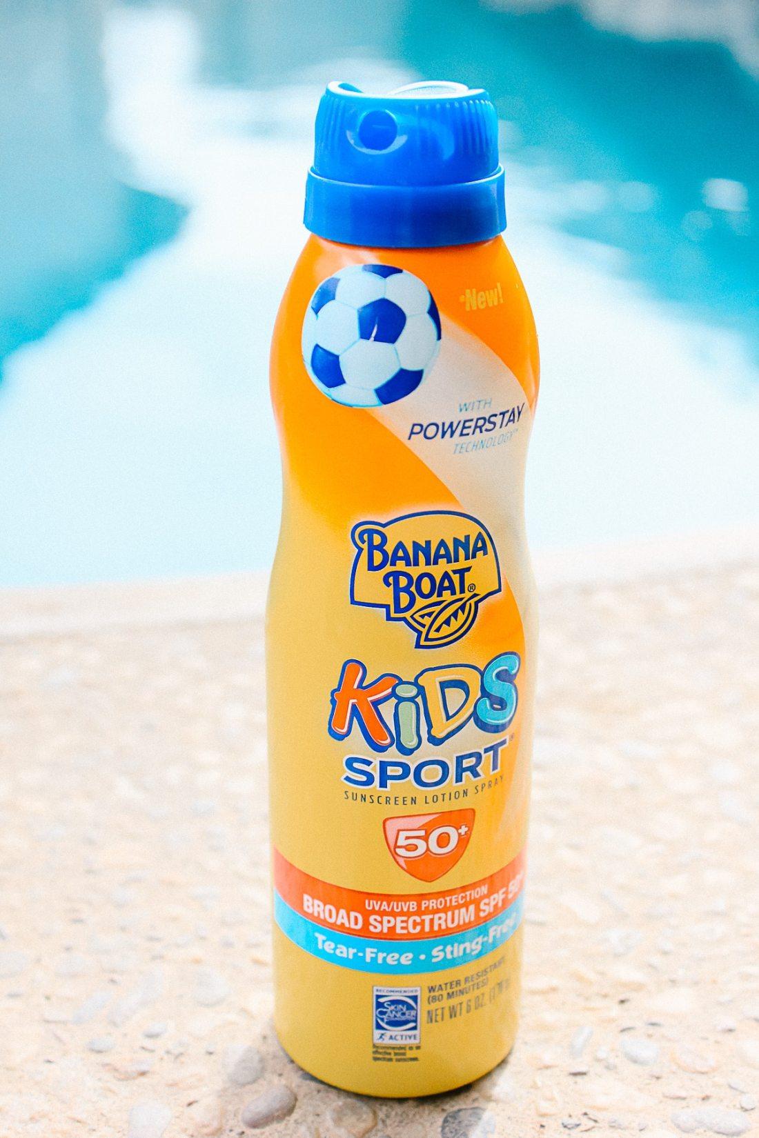 Banana Boat Kids Sport Sunscreen Spray