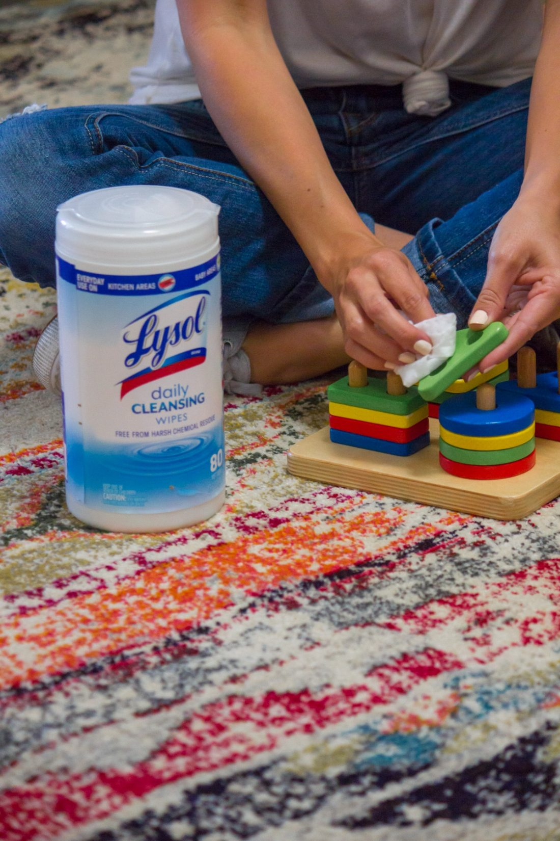 Lysol Daily Cleanser Wipes