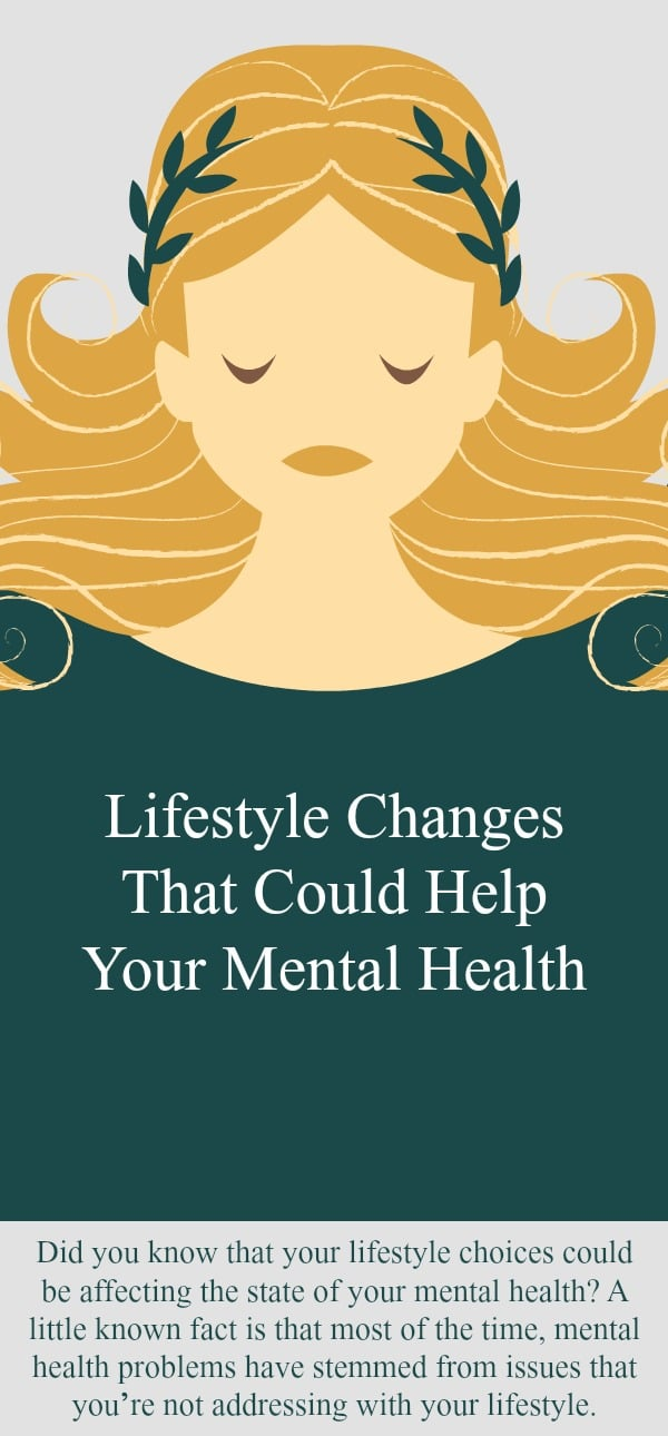 Lifestyle Changes That Could Help Your Mental Health
