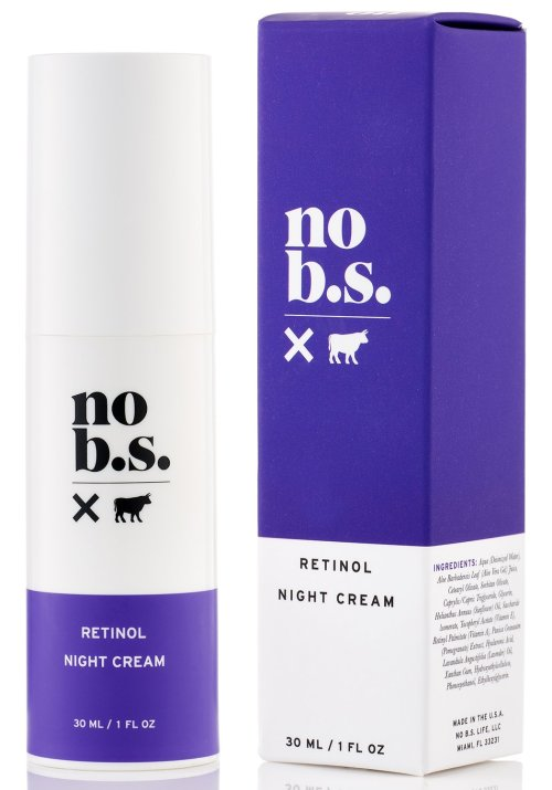 Retinol Night Cream