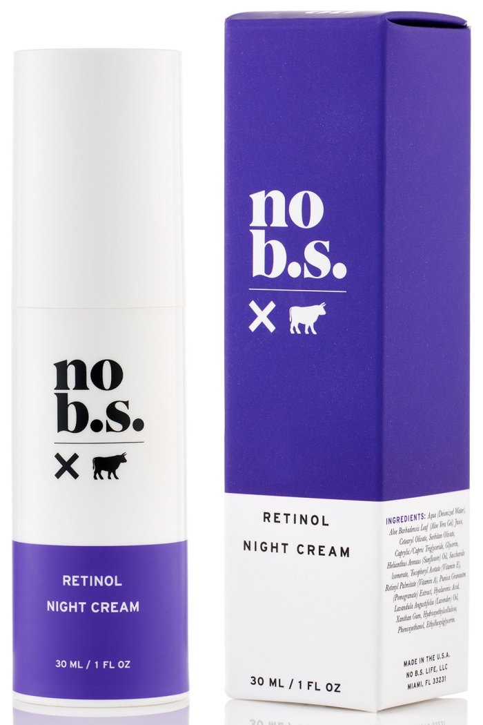 No B.S. Skincare Product Review