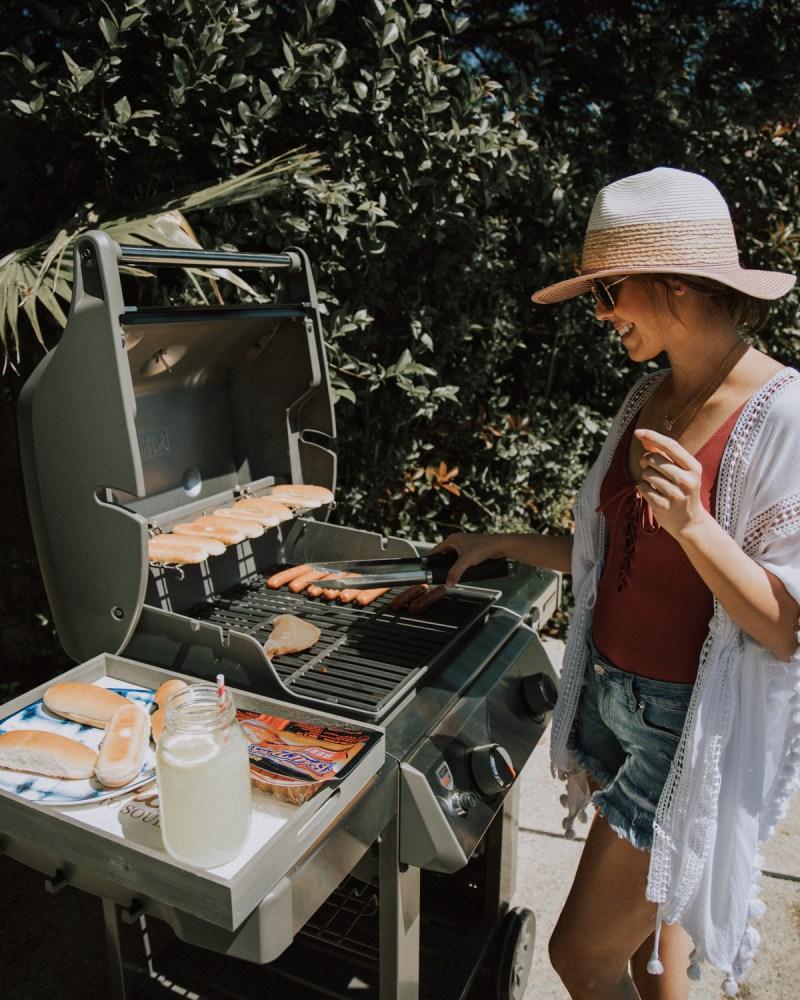 Backyard BBQ Ideas