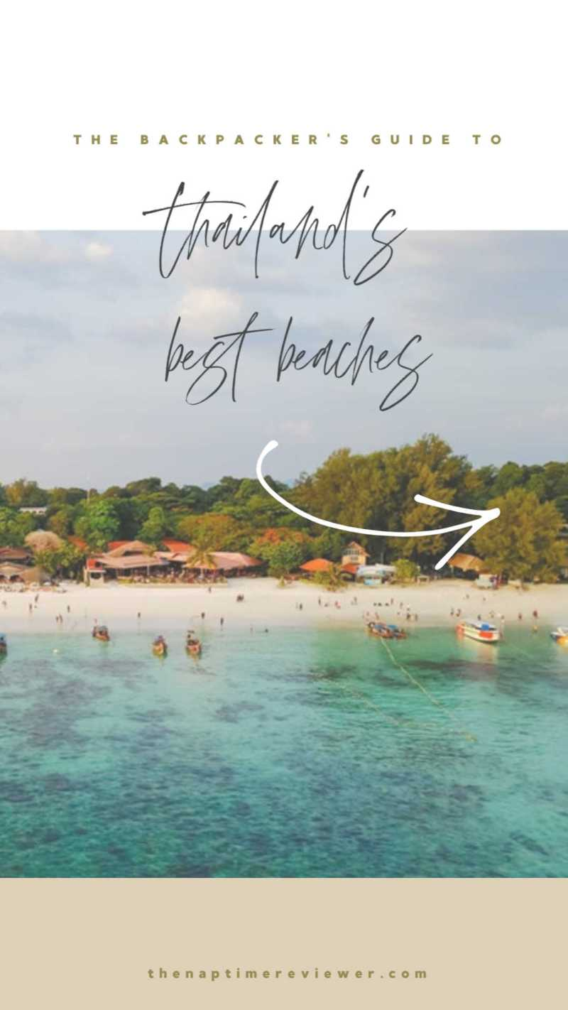 The Backpacker's Guide to Thailand's Best Beaches