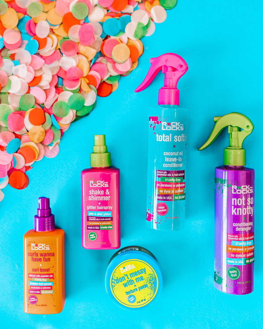 Kids Hair Products from Rocks the Locks