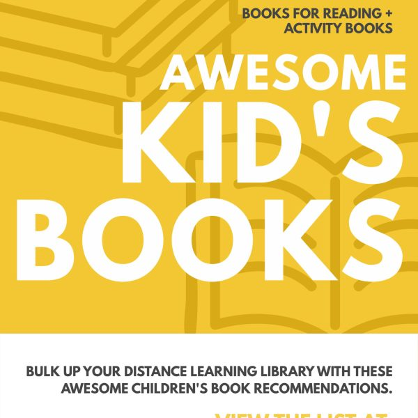 Children's Books for Your Distance Learning Library
