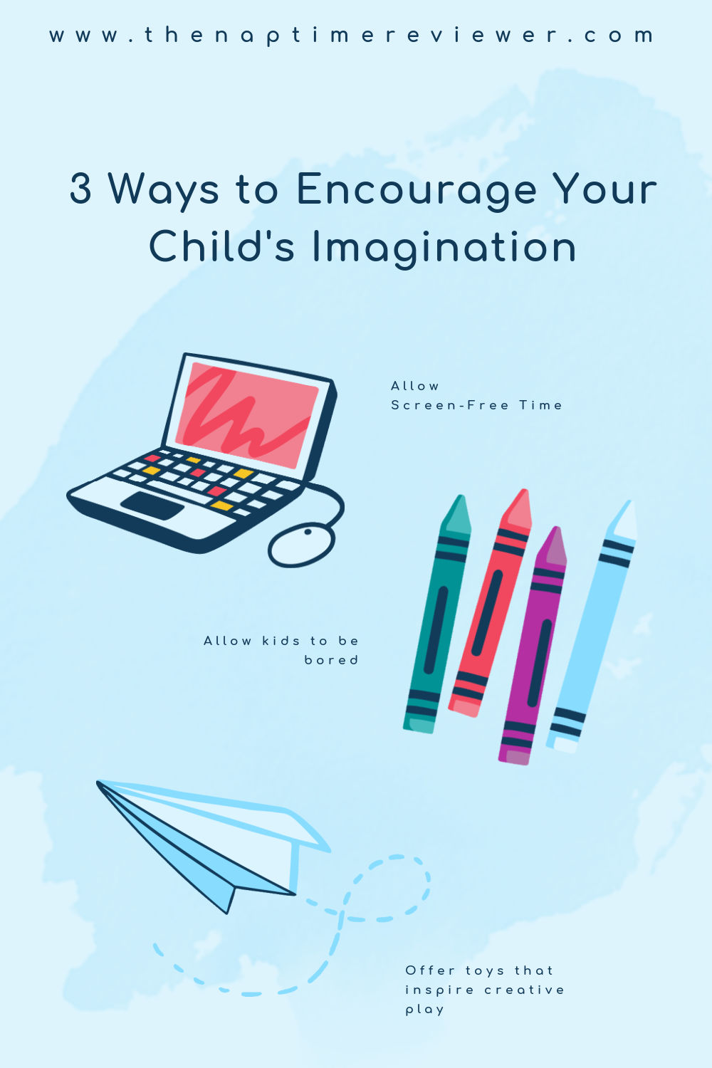 3 Ways to Encourage Your Child's Imagination
