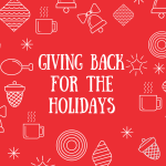 Giving Back for the Holidays
