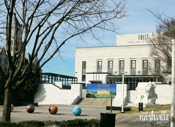 The Frist Center in Nashville