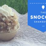 A Tasty Summer Treat?  You Sno It!