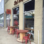 Red Bicycle Coffee and Crepes in Woodbine