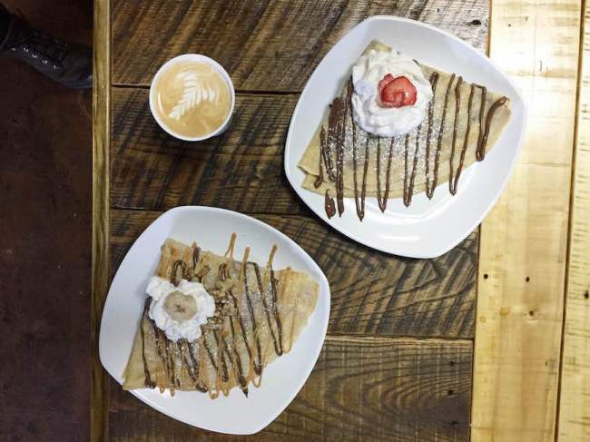 Cuban and Crepes