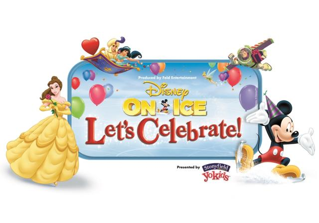 Disney on Ice- Let's Celebrate