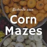 Nashville Corn Mazes