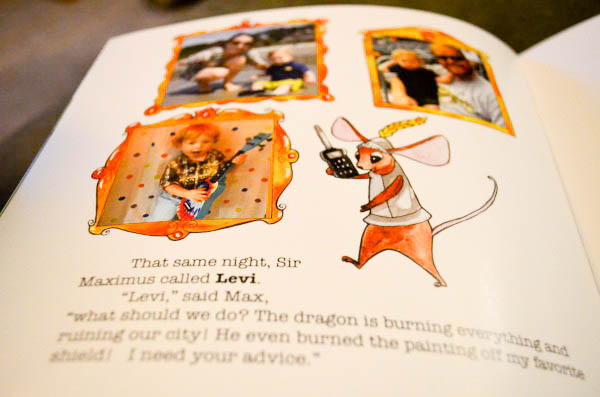 Personalized books for your child from storieChild