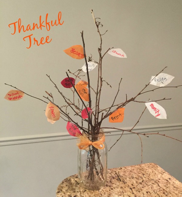 Easy Thanksgiving crafts!