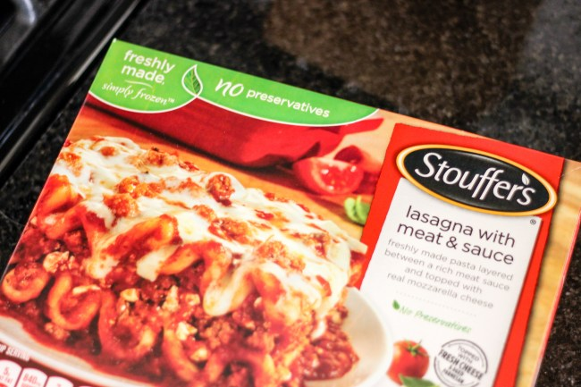 Dinner made easy with STOUFFER'S
