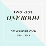 Two kids, one room.
