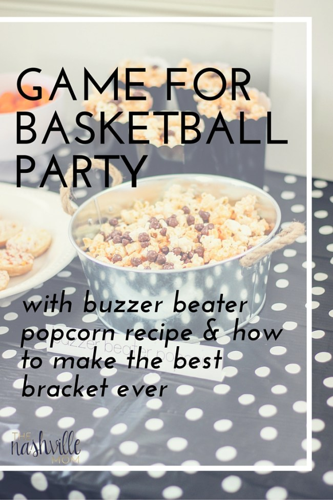 Game for Basketball Party