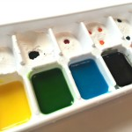 Easy DIY Watercolor Paint
