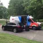 Firestone Complete Auto Care Mobile Tire Unit
