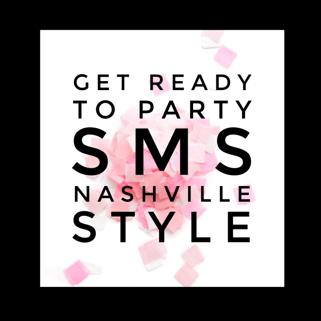 SMS Nashville Launch Party