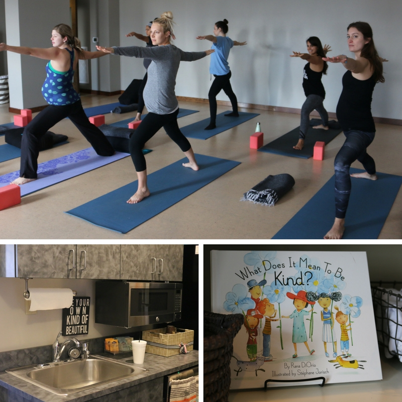 nashville pregnancy fitness classes
