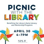 For the Love of Our Public Library {Giveaway}