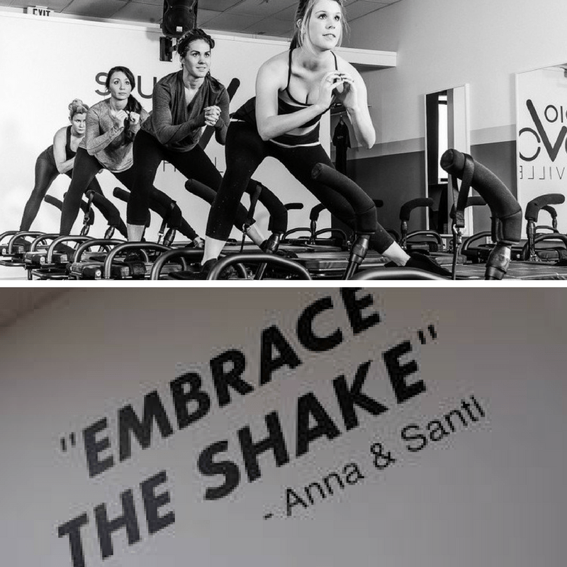 studio novo, embrace the shake