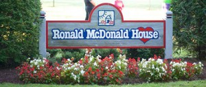 Ronald McDonald House- Kid Friendly Service Project